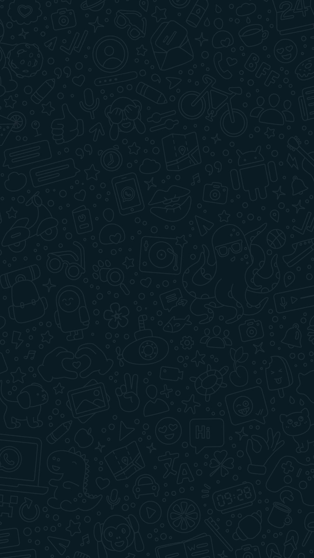 Default Whatsapp Dark Theme Wallpaper Chat Wallpaper Whatsapp Purple Wallpaper Iphone Iphone Wallpaper Moon
