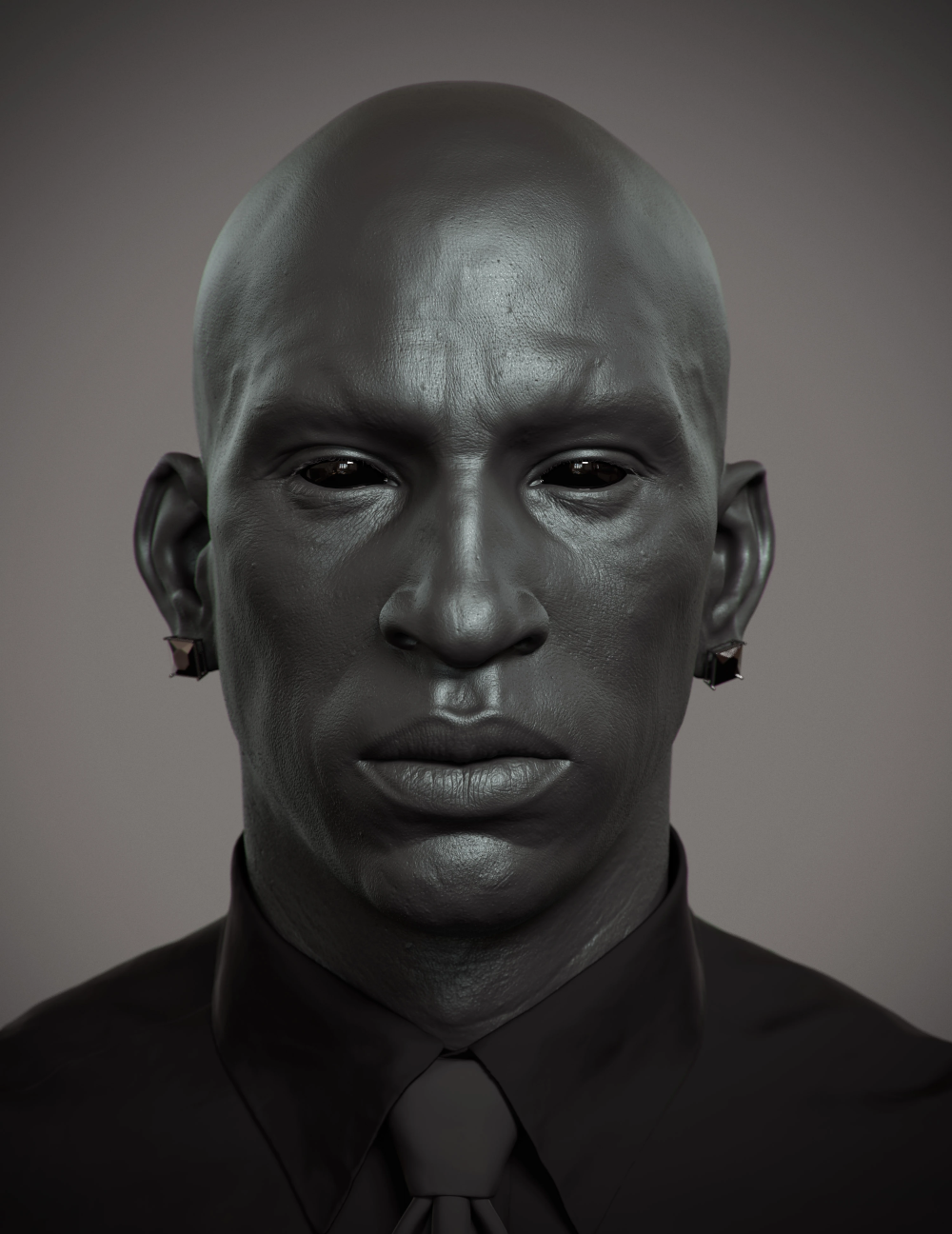 Jonas Skoog Black Guy Making Of Texturing Xyz Zbrush Character Design Male Character Design Inspiration