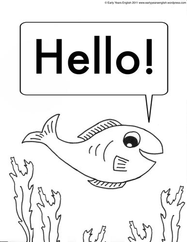 Hello Teaching Greetings To Ells Teaching Hello Greeting Free Preschool