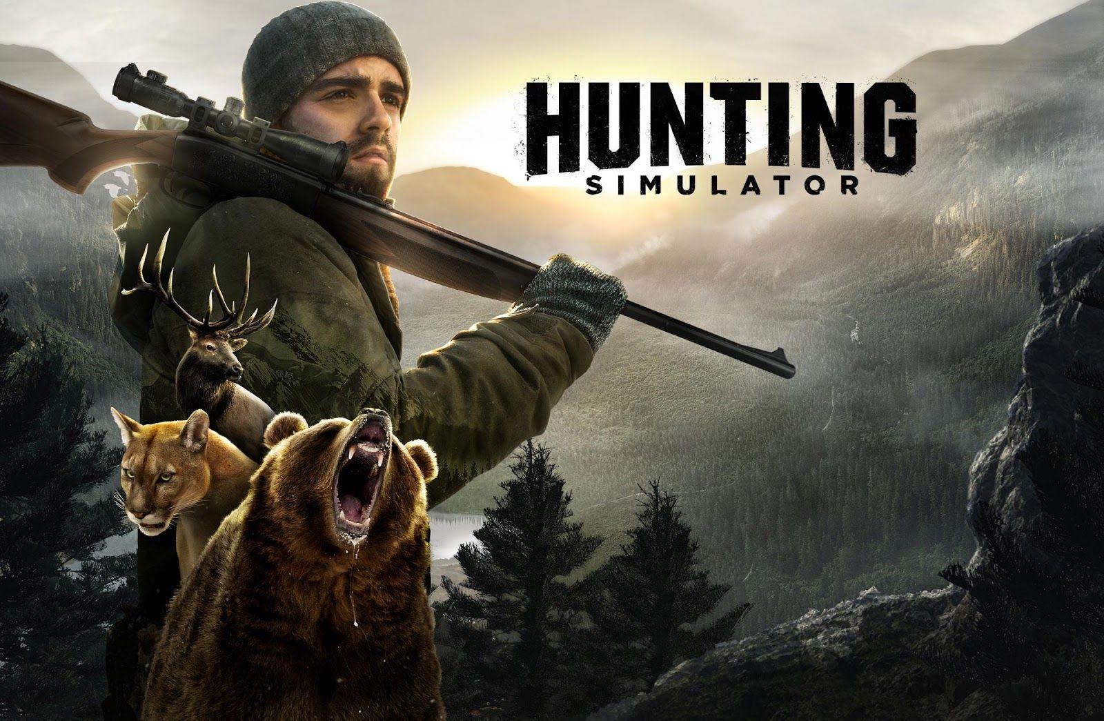 Hunting Simulator 2017 FREE Simulation, Hunting, Pc