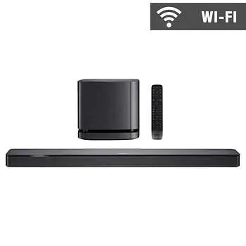 Bose Soundbar System Bundle Sound Bar Powered Subwoofer Klipsch