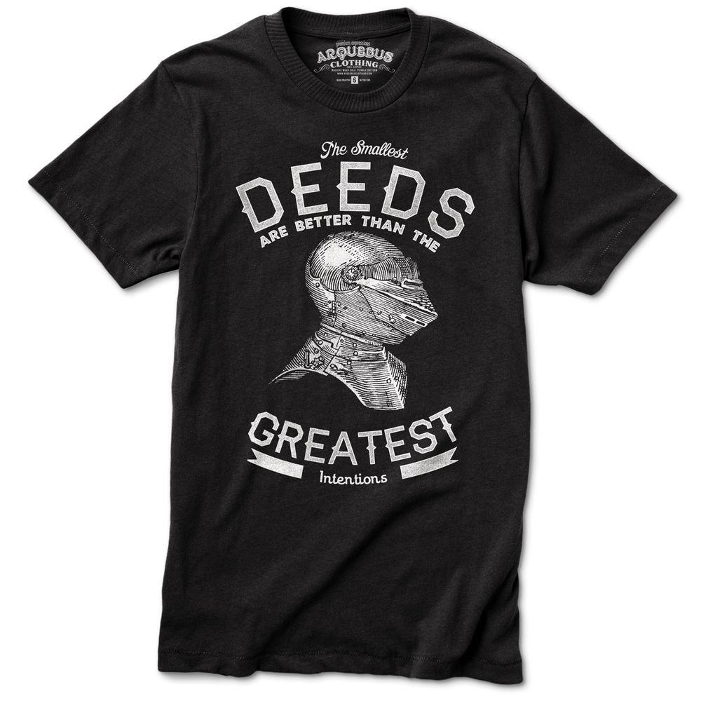 SMALL DEEDS T-shirt