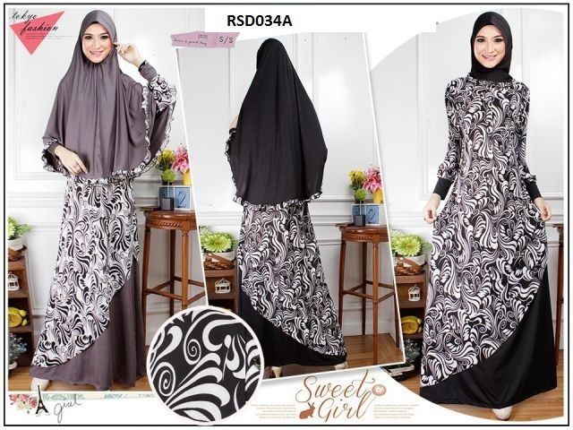 Merk Baju Muslim