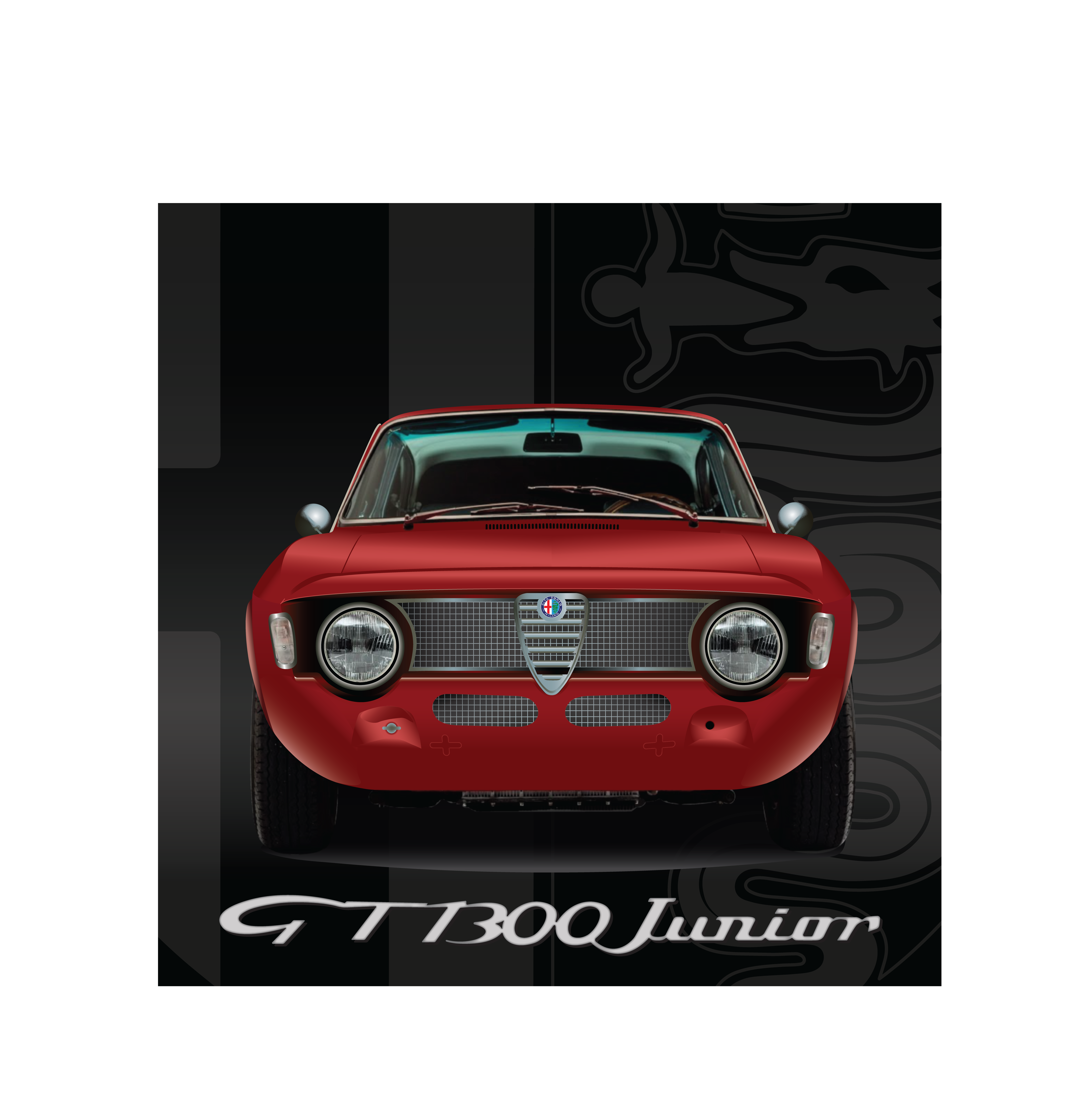 See This And More Of My Alfa Romeo Related Artwork Available On All - Alfa romeo merchandise