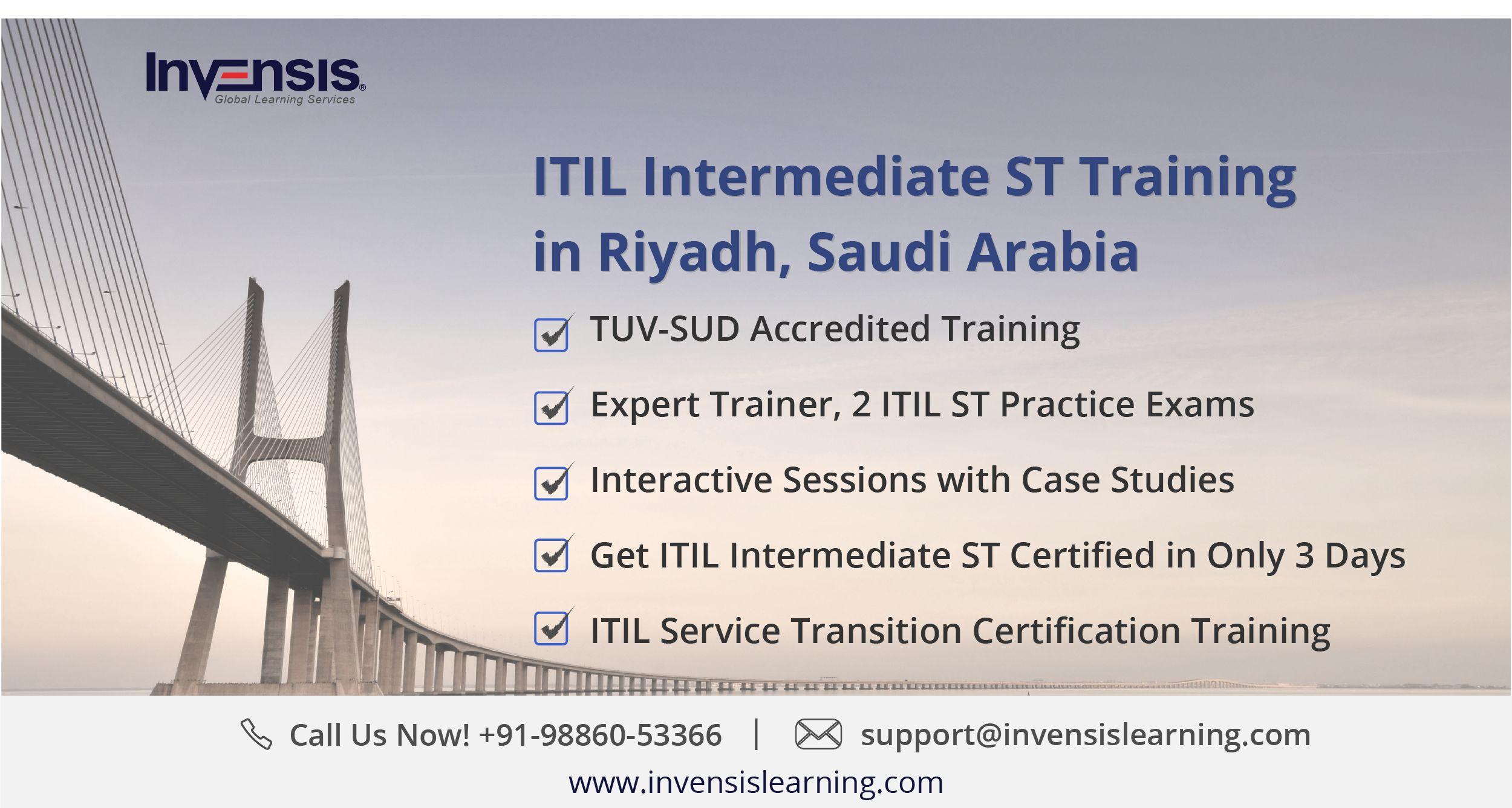 Itilintermediate service transition st certification training benefits of taking the course tuv sud accredited course content expert trainer 2 itil service operation mock tests interactive sessions 1betcityfo Images