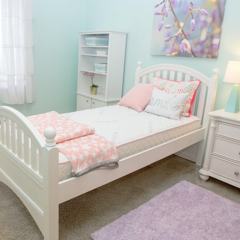 FirsTime & Co. Kids 8inch pink Memory Foam Comfort