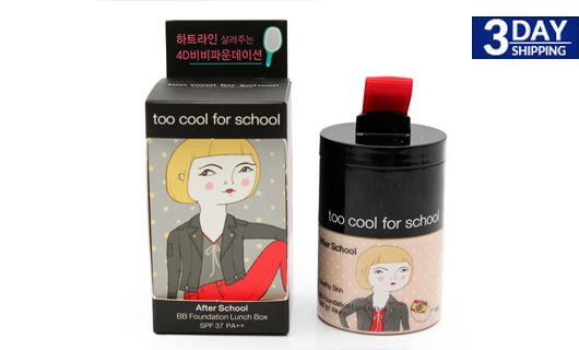 Get 46% #discount on TCFS After School BB Foundation Lunch Box SPF 37 PA++ 40g