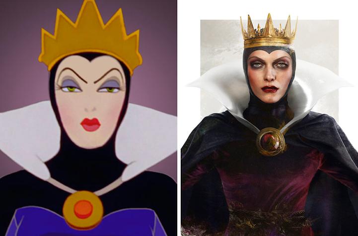 Artist Jirka Väätäinen Brilliantly Imagines What Disney Villains Would Look Like in Real Life