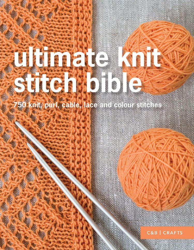 Ultimate Knit Stitch Bible Ribs Cables | Puntos Tricot | Pinterest ...