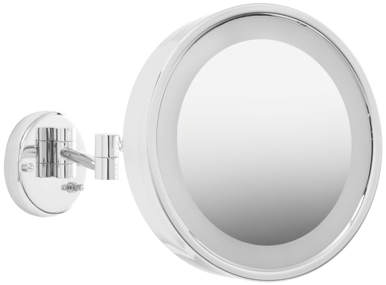 Large Wall Mounted Magnifying Mirror | http://drrw.us | Pinterest ...