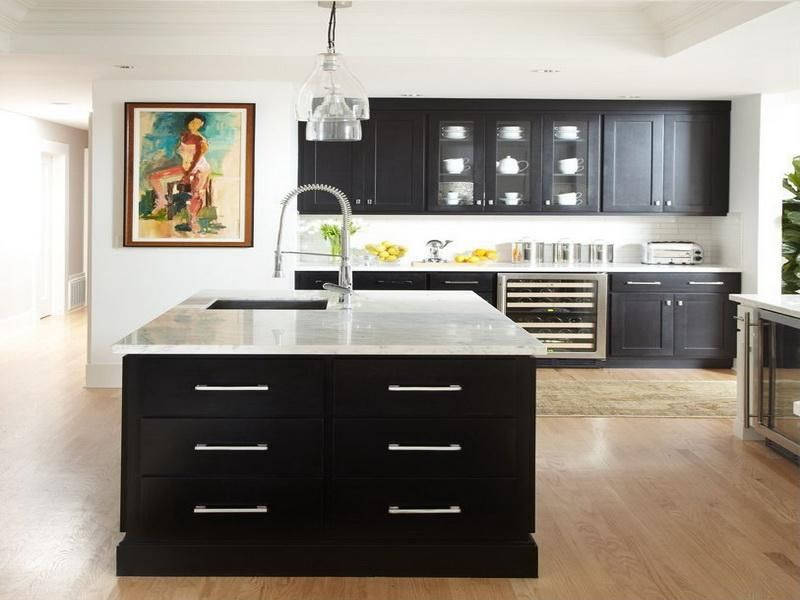 Kitchen, Good Looking Cabinets Remodeled Ikea Kitchen Design Your Own Free Standing Planner Outdoor Designs In My Photo Gallery Colors With Designing Black And White Kitchens Traditional: Black And White Kitchens Conventional