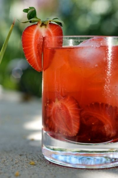 Berry Burst Cocktail