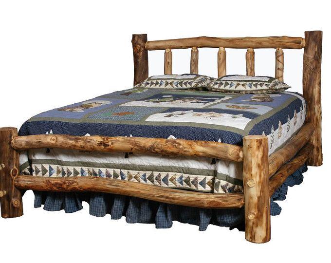 Resultado de imagen para camas rusticas de madera   Favorites ...