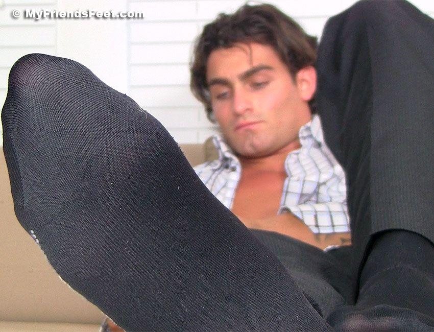 sock video Male fetish