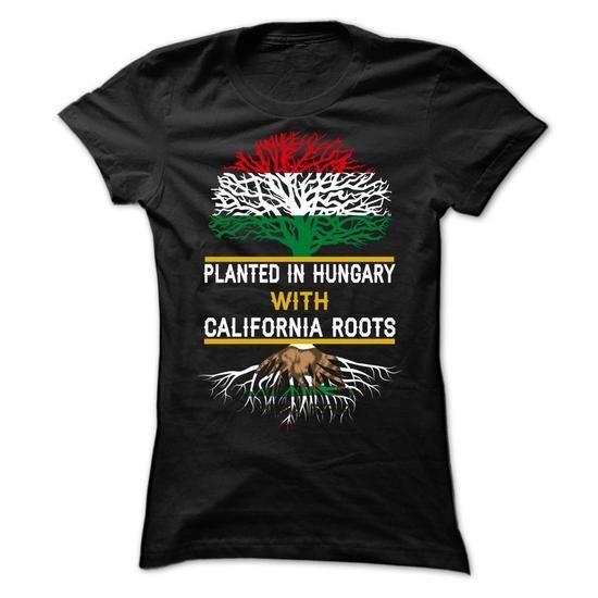 CALIFORNIA HUNGARY T Shirts, Hoodies Sweatshirts