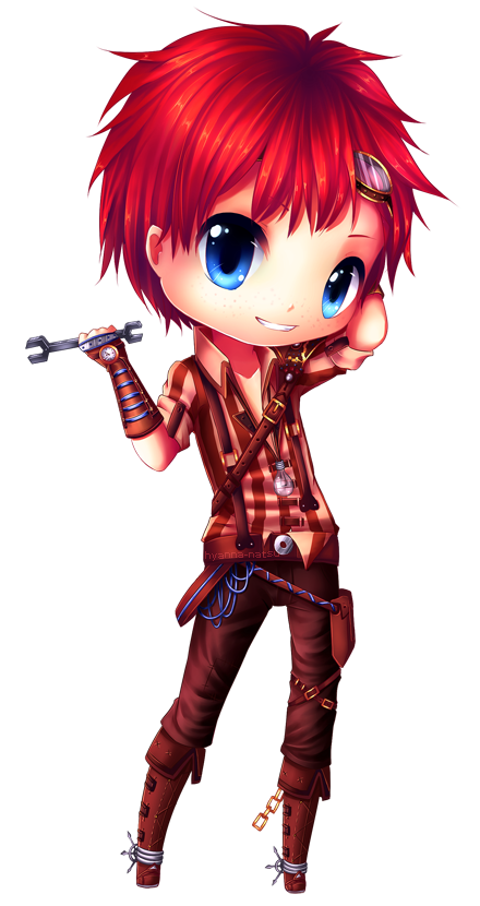 Update Add Freckles Chibi Soft Shading For Waaah So Many Details 9u9 But I Really Loved Shading The Hair W Is A Charis Anime Chibi Chibi Boy Cute Chibi