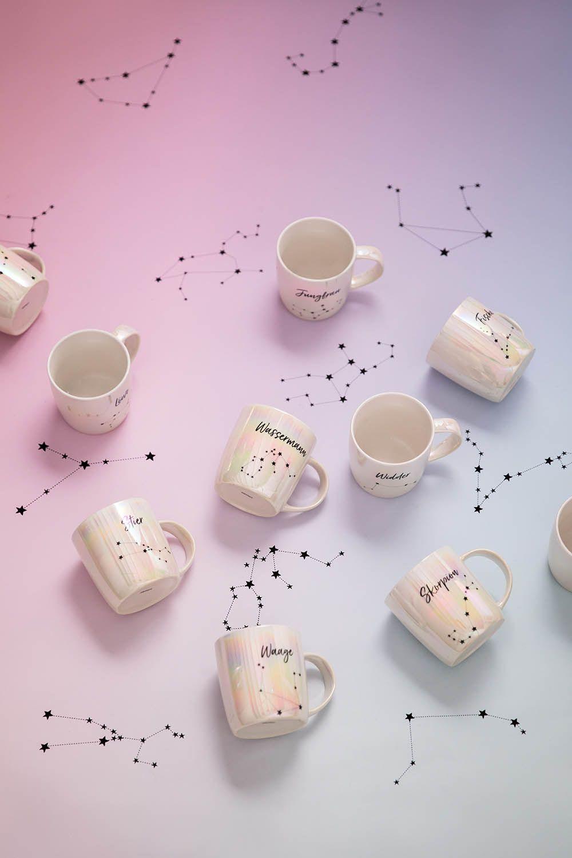 Trend Tassen In Holo Optik Tassen Geschirr Kerzen Dekorieren