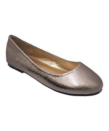 Pewter Lucia Flat