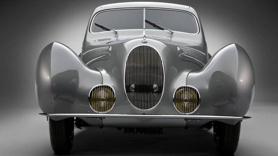 1938er Talbot-Lago-T150C-SS Chassisnummer 90112