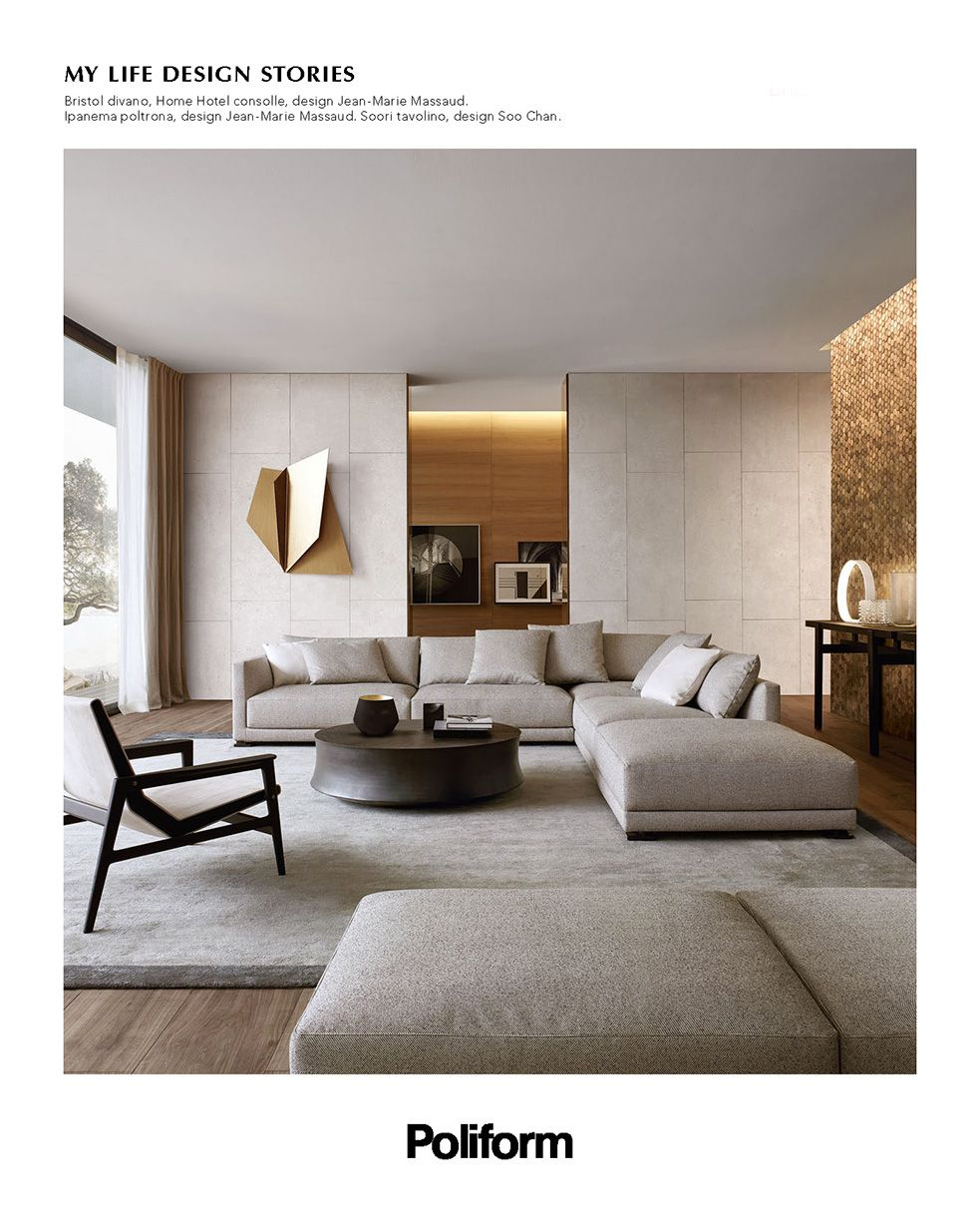 poliform rooms pinterest interiors living rooms and room poliform modular couchclean living roomsliving