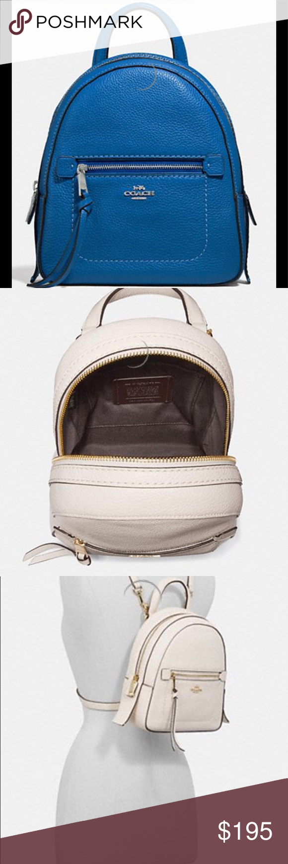 601d0727bbe Coach Andi Backpack Great looking backpack