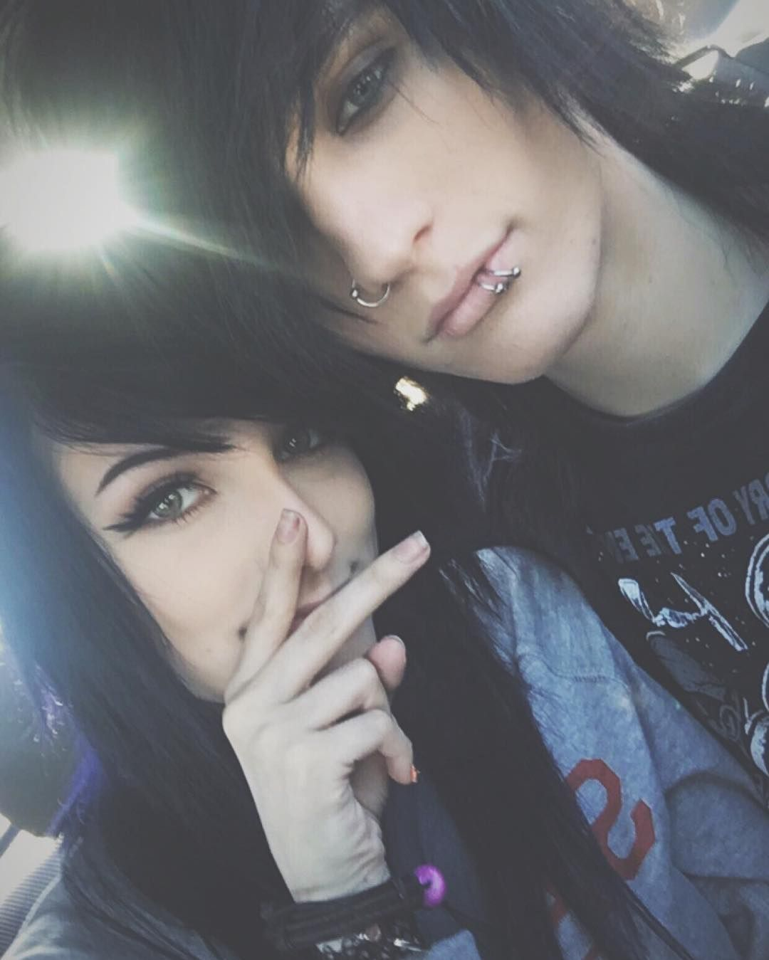 Alex dorame and johnnie guilbert youtubers pinterest emo emo