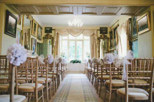 The Ballroom At Maunsel House In Somerset Maunsel House Photos