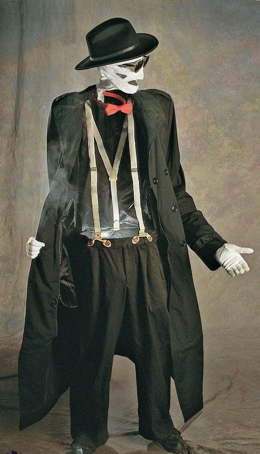 the invisible man creative cool homemade halloween costumes for adults ideas