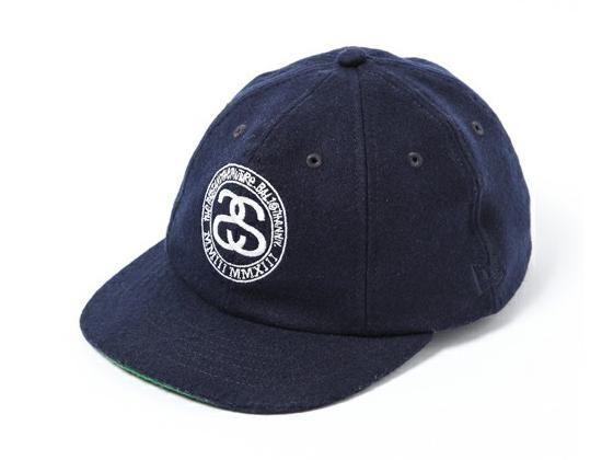 4f7b6232101 STUSSY x NEW ERA 「Link」19Twenty Fitted Baseball Cap