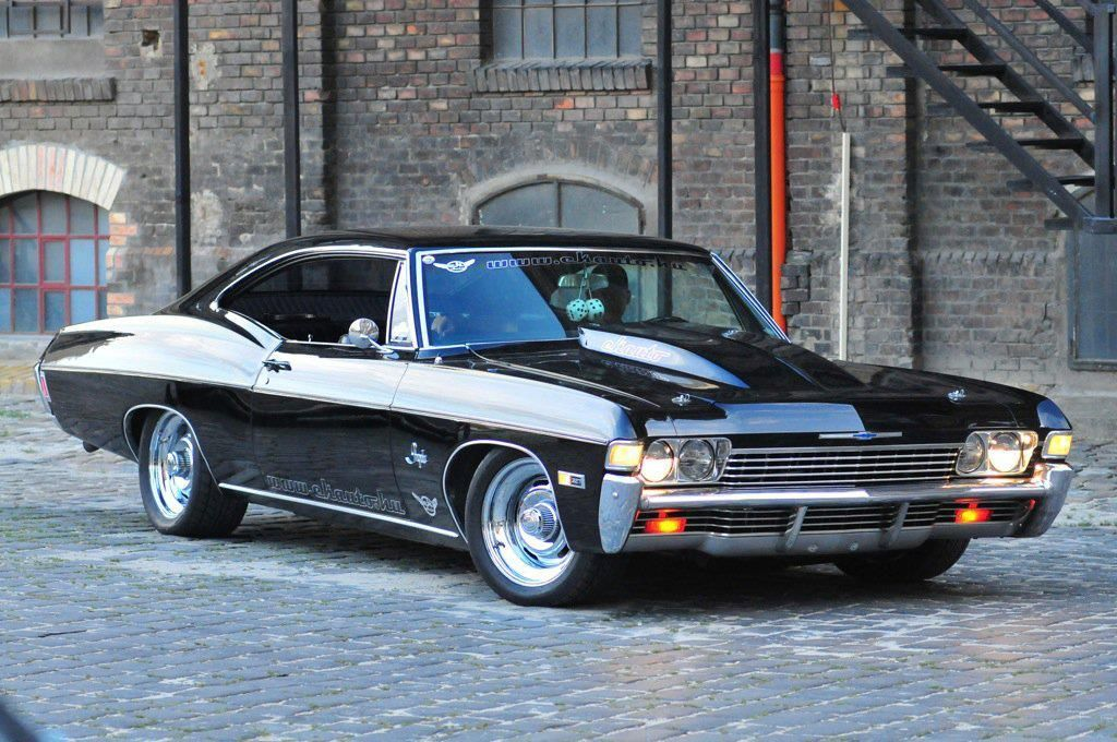 1968 Chevrolet Impala Fastback Classic Cars Classic Cars