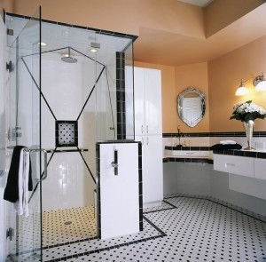Accessible Showers Bagno