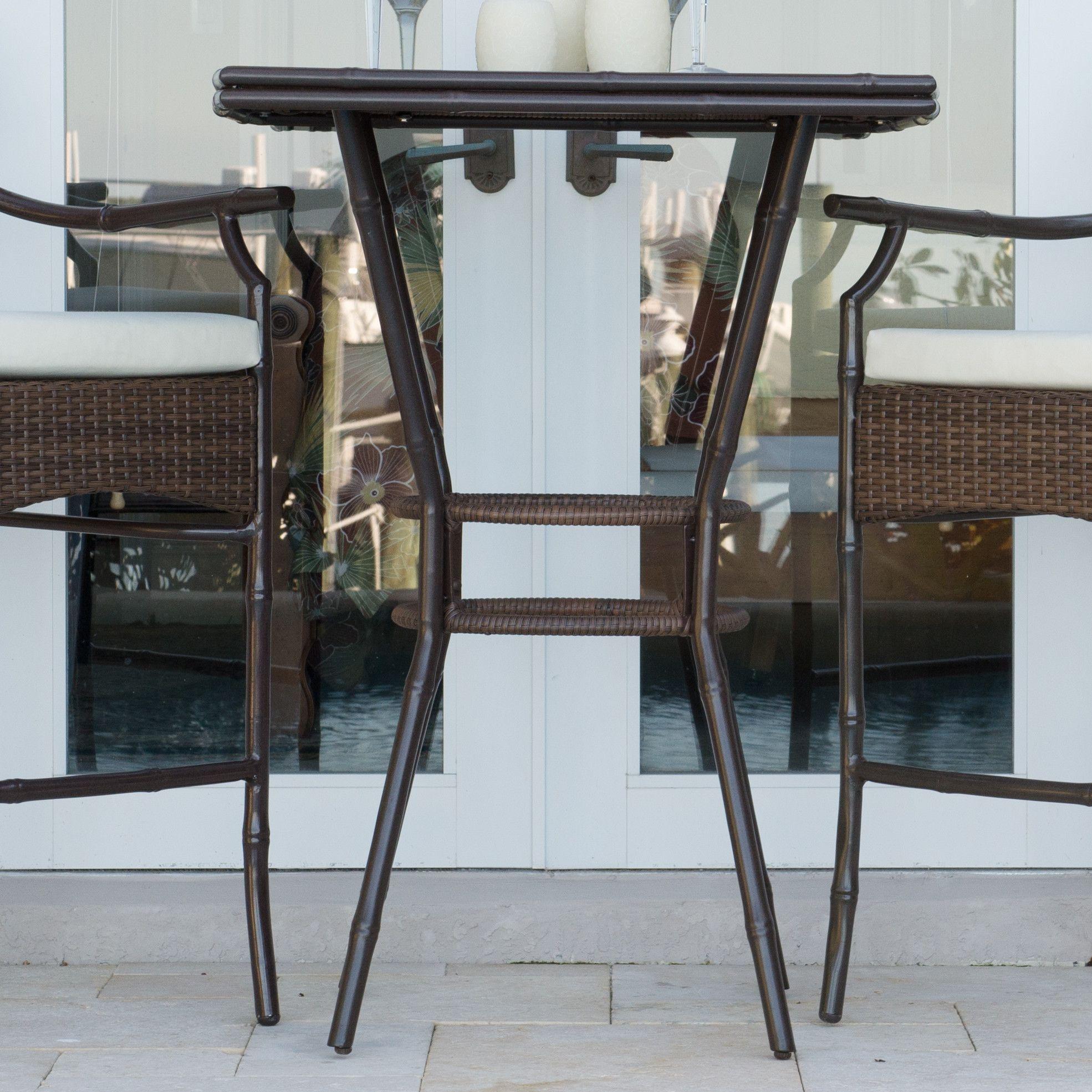 Uma Patio Bar Table | Bar Tables | Pinterest | Patio bar, Bar tables ...