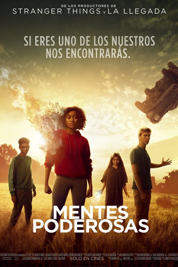 Ver Mentes Poderosas Pelicula Completa Online Descargar Mentes Poderosas Pelicula Completa En Esp The Darkest Minds Movie The Darkest Minds Free Movies Online