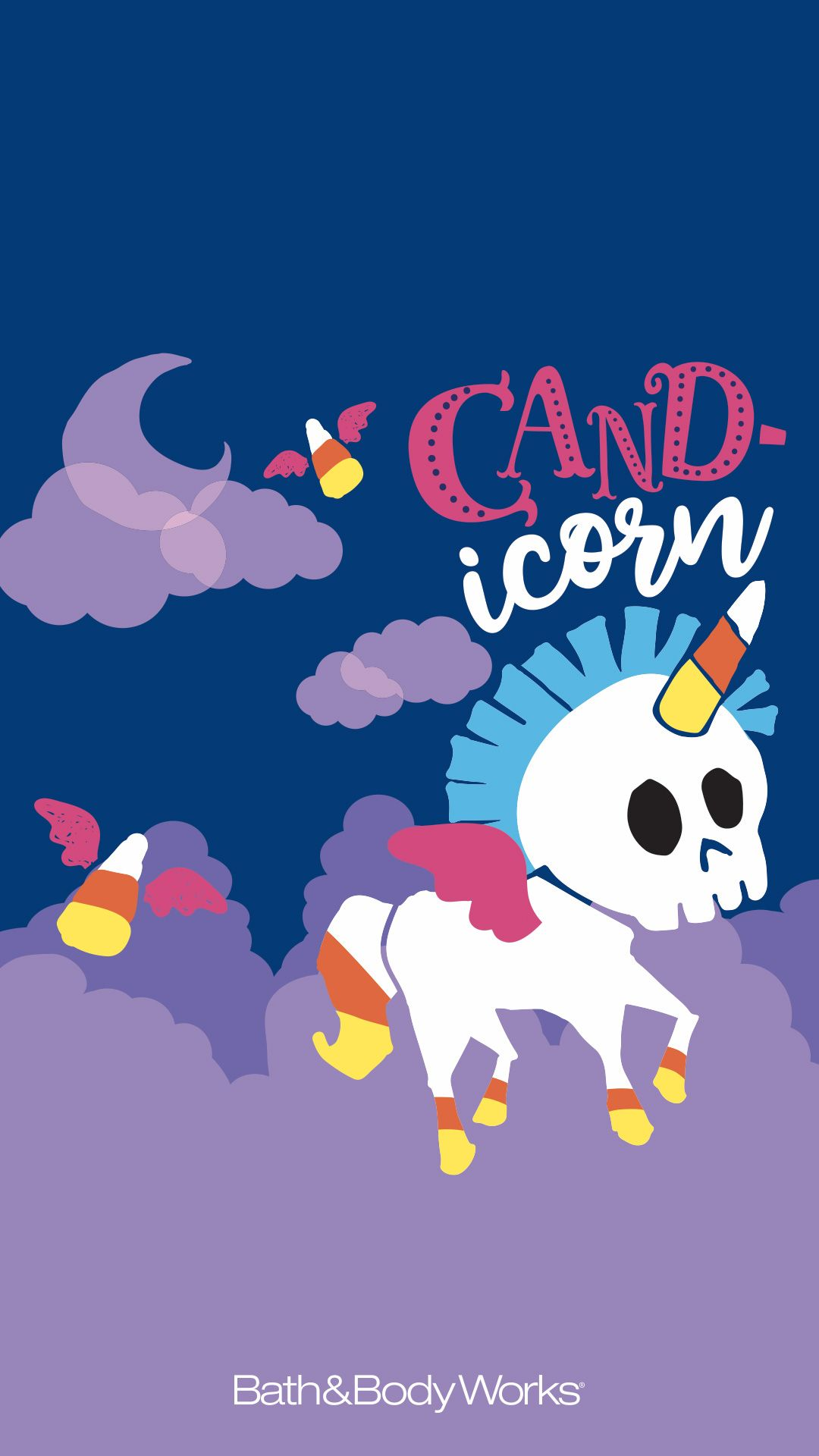 Candi Corn Halloween Iphone Wallpaper Unicorn Wallpaper Phone Wallpaper Pink Holiday Wallpaper