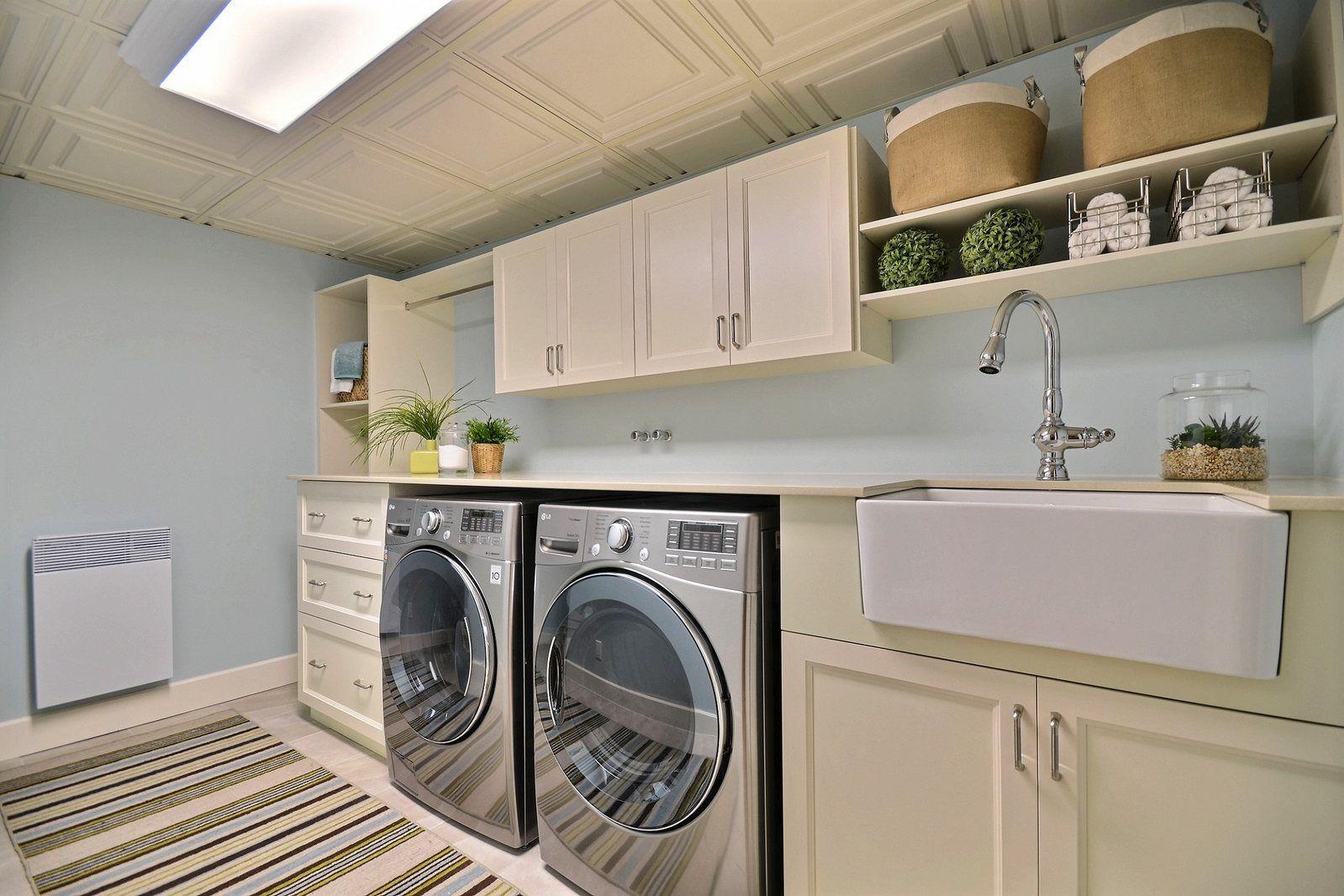 M lyssa robert designer salle de lavage de reve salle de lavage pinterest salle de bain for Salle de bain de reve