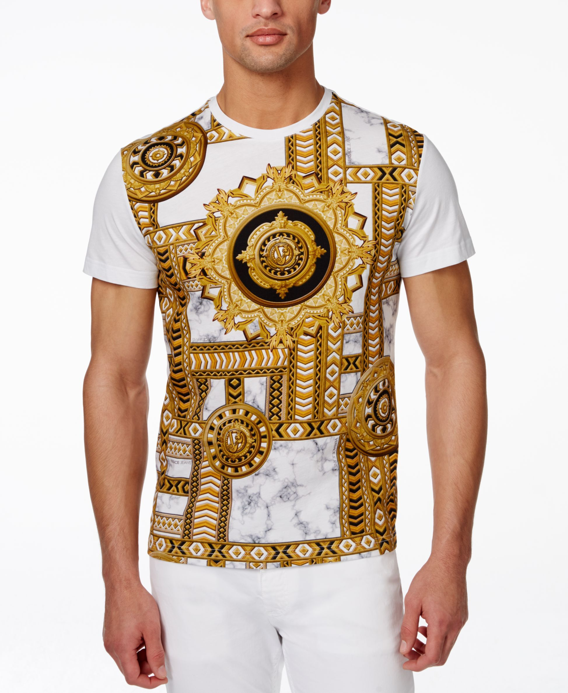 die besten 25 versace t shirt ideen auf pinterest versace t shirt m nner versace hemden und. Black Bedroom Furniture Sets. Home Design Ideas