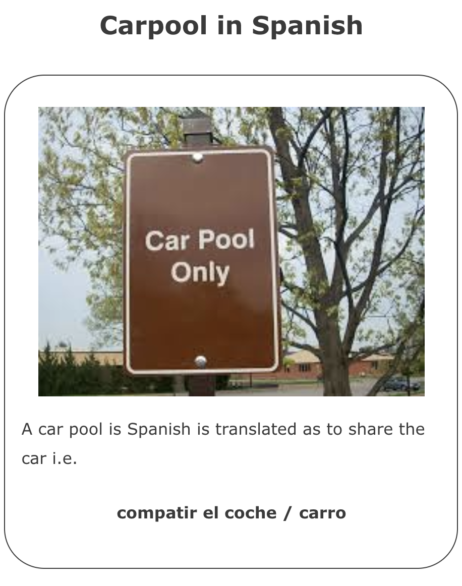 Car In Spanish Car Ins Windscreen Wipers