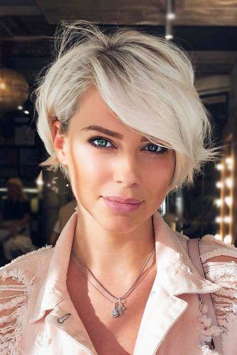 18 Short Hairstyles That'll Make You Want to Cut Your Hair – Page 11 – The…