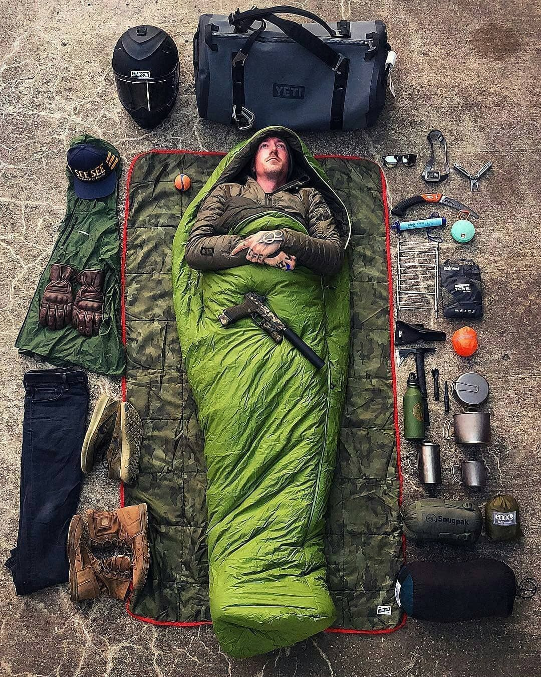Photo of Outdoor Accessories  Camping Trekking Survival
