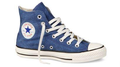 Blue jean converse u can wear with
