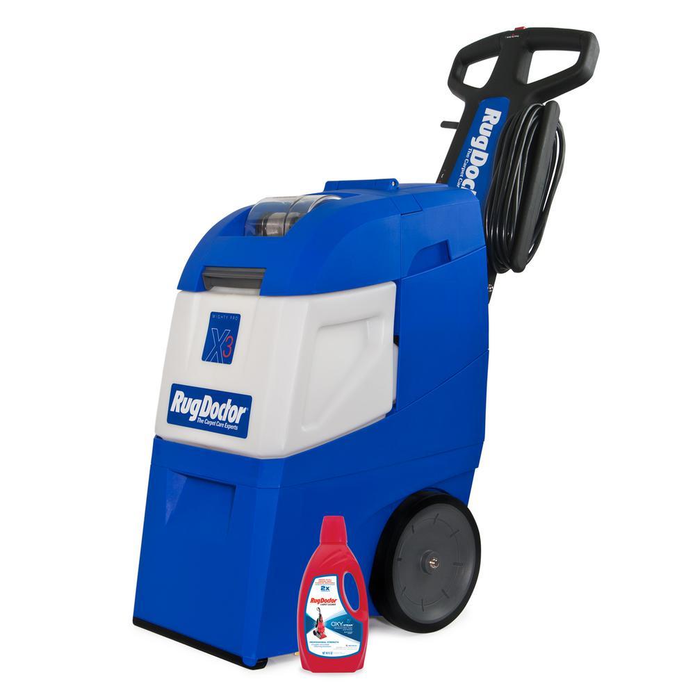 Value Pack Upright Carpet Cleaner