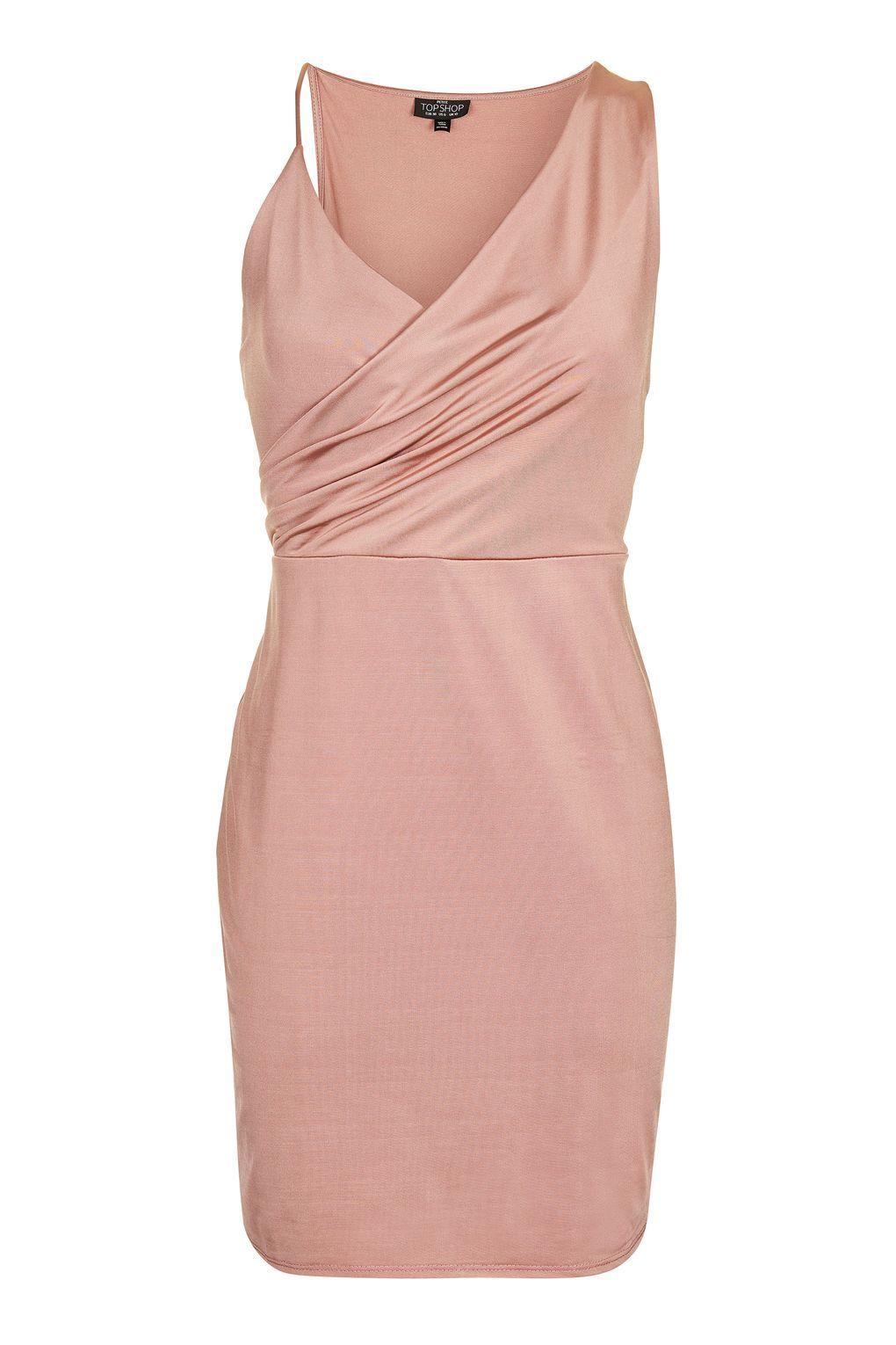 PETITE Wrap Bodycon Dress - New In Petite, Tall & Maternity - New In ...