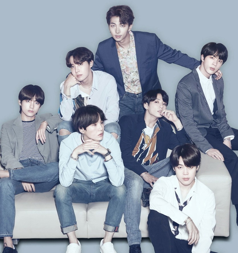 Culture Minister Says Bts Will Not Be Exempt From Military Service Bts Group Photos Bts Photo Bts Group