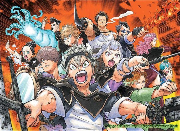 Épinglé par Andy Aimée sur black clover Dessin, Manga, Anime