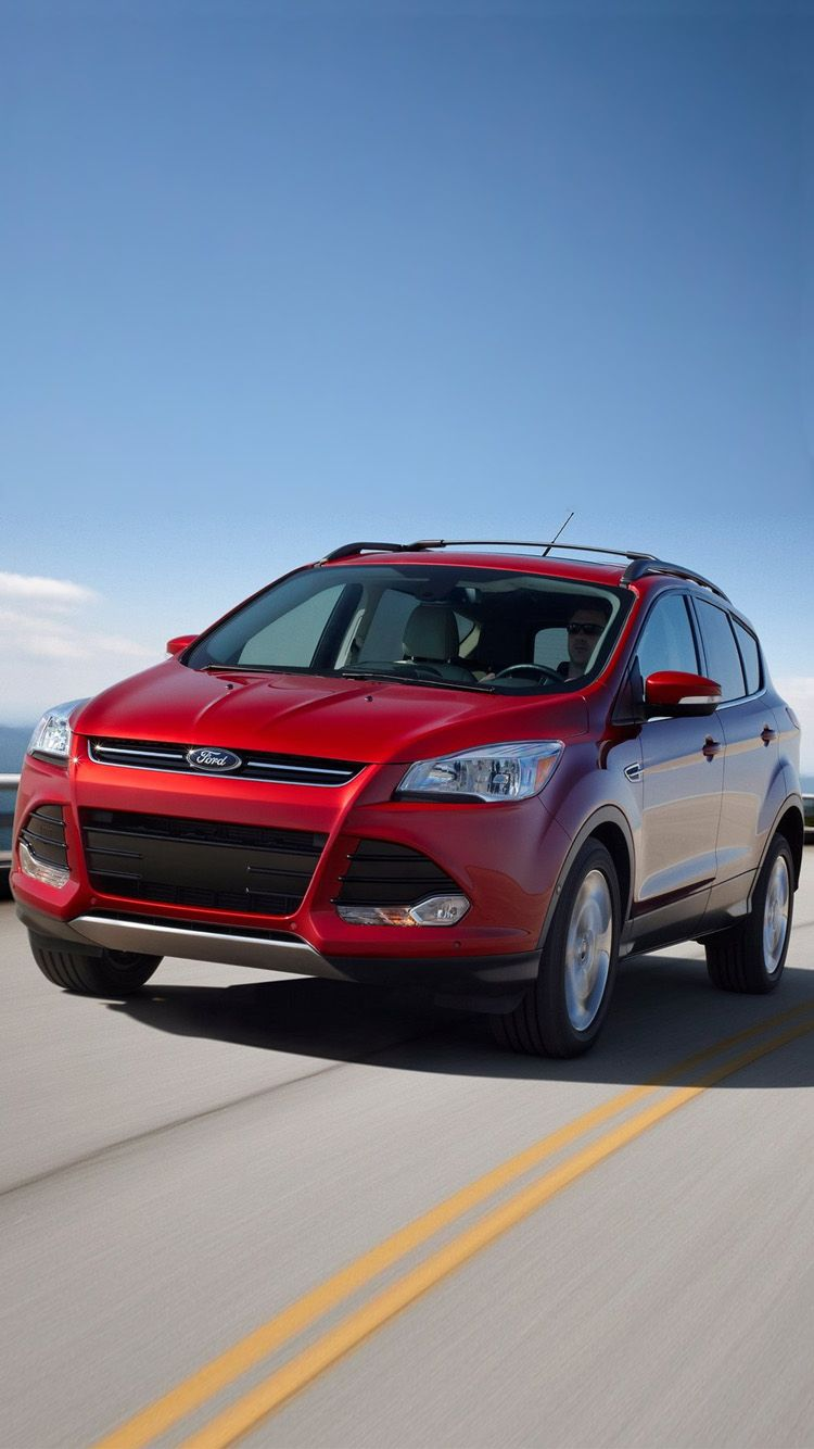 Ford Escape Iphone 6 6 Plus Wallpaper Ford Escape Ford Suv Ford Kuga