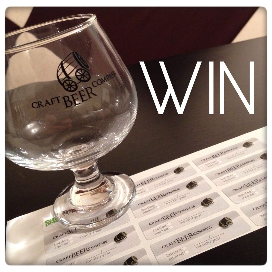 Final hours to enter as many as 10 ways to win this snifter + cellar labels. We'll cutoff at 1pm CT. Details: http://evpo.st/1jRXjdN