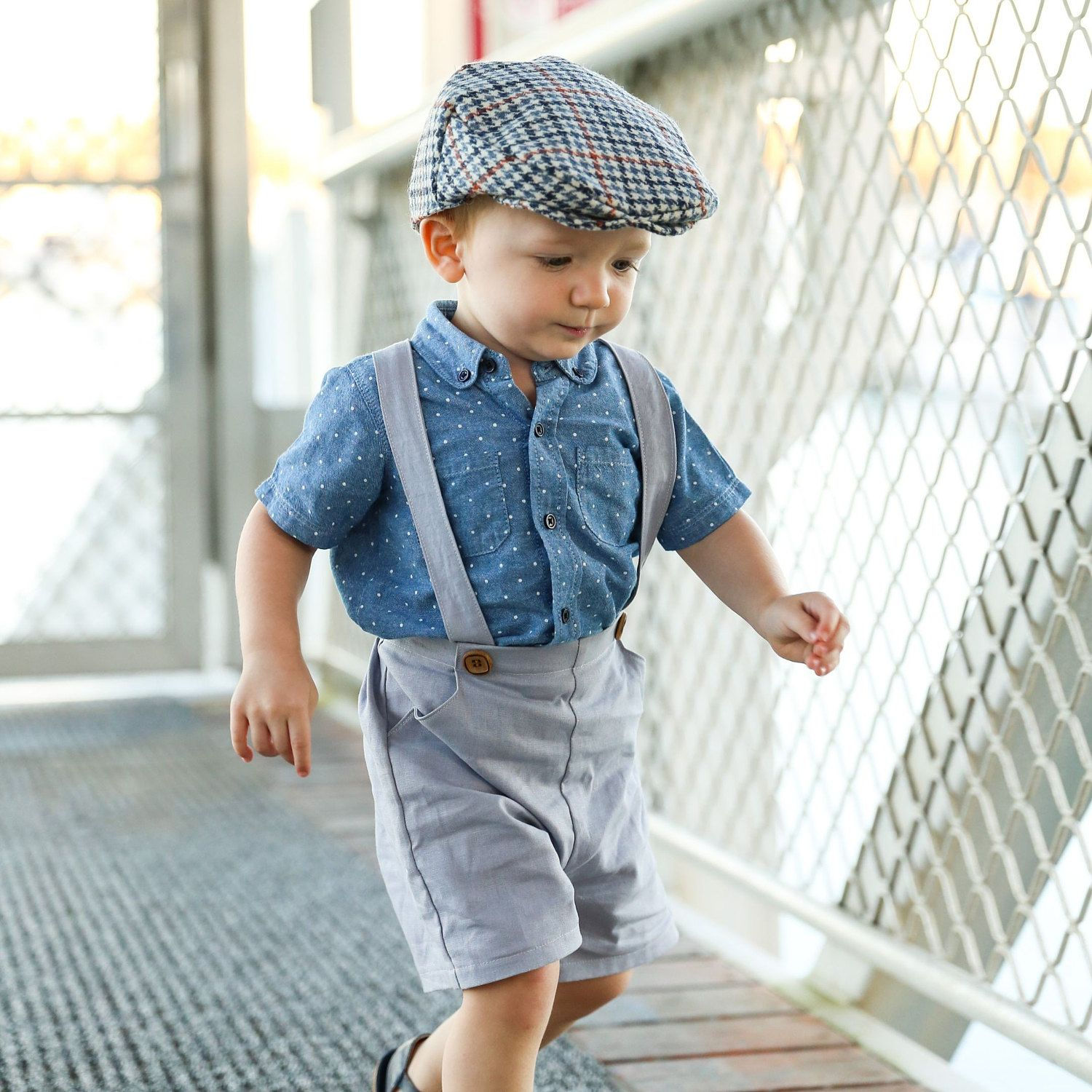Gorgeous Cayden wearing our grey linen Edmund Pants and new woolen ...
