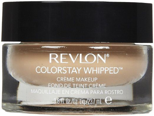 Revlon ColorStay Whipped Cream Foundation  This is my go-to foundation. It's so light on, and looks more and more flawless as the day progress. Doesn't make my skin feel oily, and the coverage is amazing. Best way to apply this is with your finger tips, or a stippling brush. Once that's evenly applied, I go in with my beauty blender and pounce it off my skin for a flawless finish!  #revloncolorstay #beautyproducts #musthave #beautybuy #makeup #cosmetics #fortheface #skin #beauty #flawless