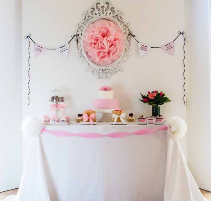 Sweet expressions of love: The Dessert Table