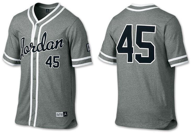 cheap for discount 3f8dc 4303a Jordan Brand #45 Baseball Jersey - Order Online at the Nike ...